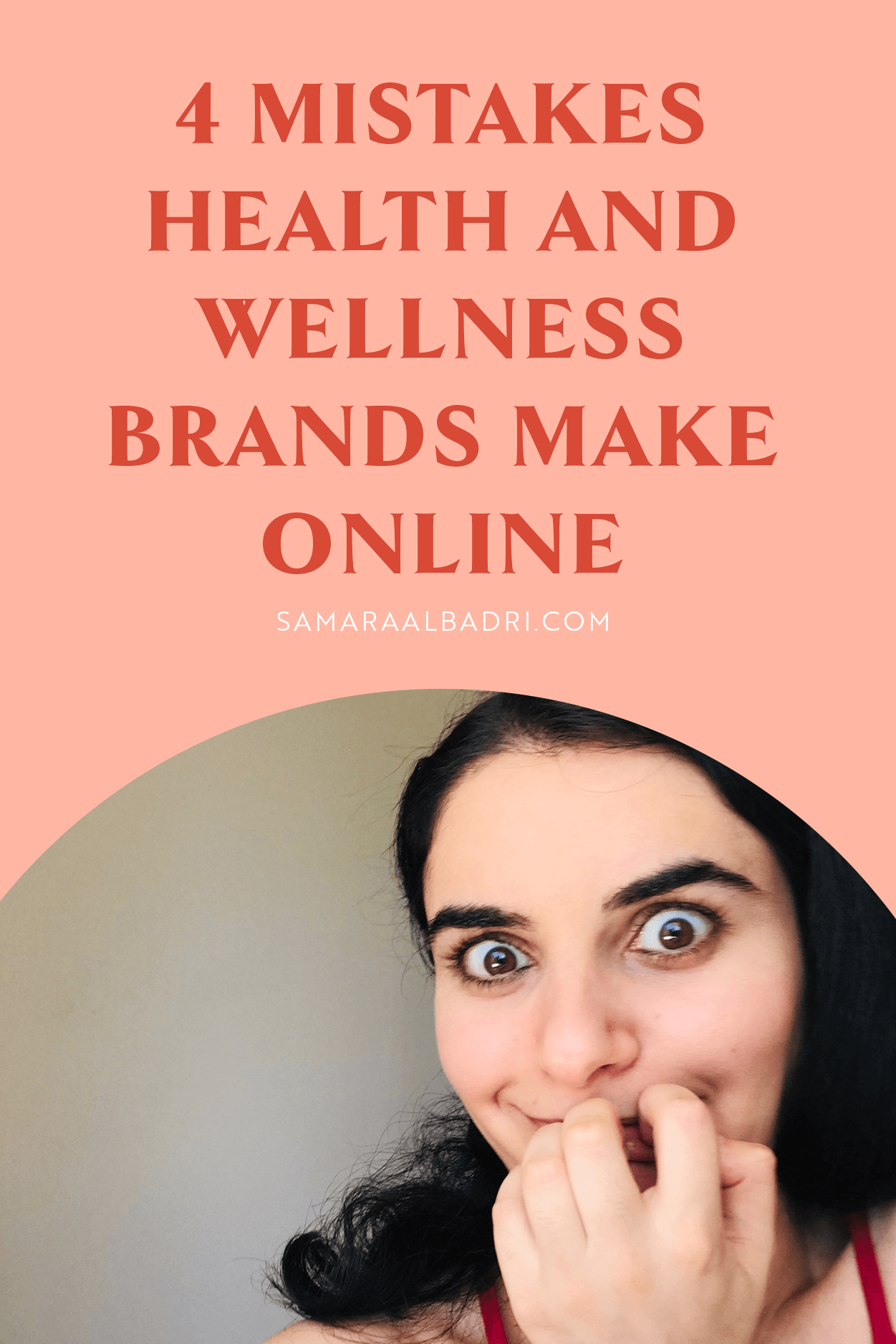 4 Mistakes Health and Wellness Brands Make Online