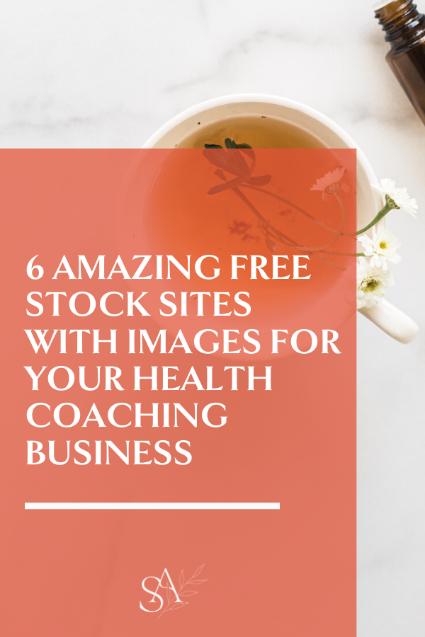 6 Amazing Free Stock Sites With Images for Your Health Coaching Business