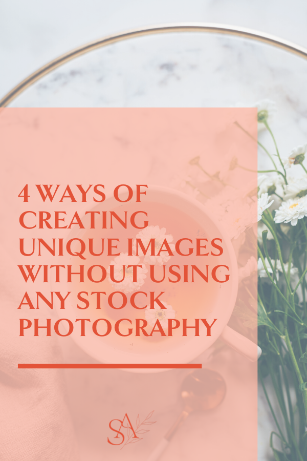 4 Ways of Creating Unique Images Without Using Any Stock Photography