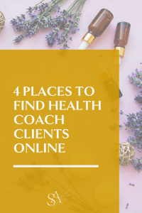 4 Places to Find Health Coach Clients Online